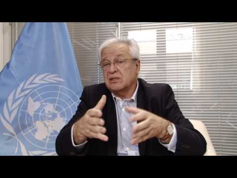 H.E. Mr Joan Clos, 2014 UNGA Debate on Culture & Development