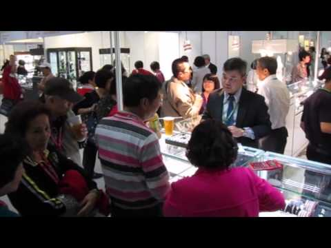Taiwan Jewellery & Gem Fair 2013
