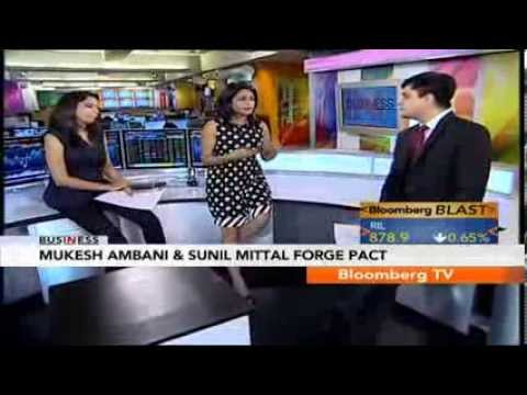 In Business- Mukesh Ambani, Sunil Mittal Forge Pact