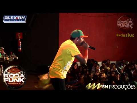 MC Lano :: Homenagem ao MC Daleste ao vivo na Roda de Funk de BH ::