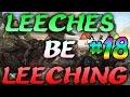 Leeches be Leeching Ark Survival Episode 18 PS4