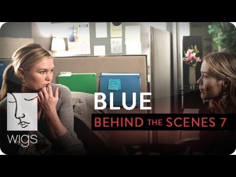 Blue BTS: Feeling Blue? -- 7 of 11 (feat. Julia Stiles and Jeanne Tripplehorn)