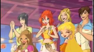 Winx Club Season 4 Episode 14: 7 The Perfect Number! RAI