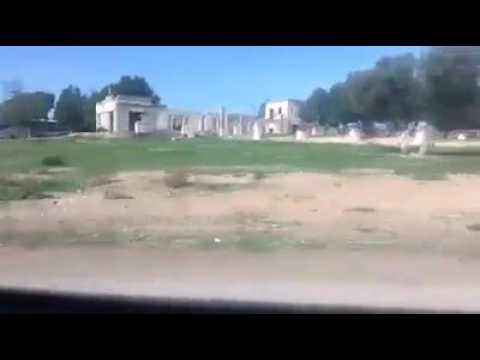 """فيديو:إنزال أمني مكثف بمقر """"فيسينا"""" بأجدير تزامنا مع اجتماع للجنة الحراك الشعبي"""