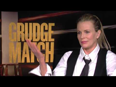 Kim Basinger Interview - Grudge Match