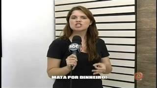 Adolescente mata por dinheiro - Alterosa em Alerta 29/01