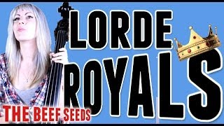 Lorde: Royals, Bluegrass Version