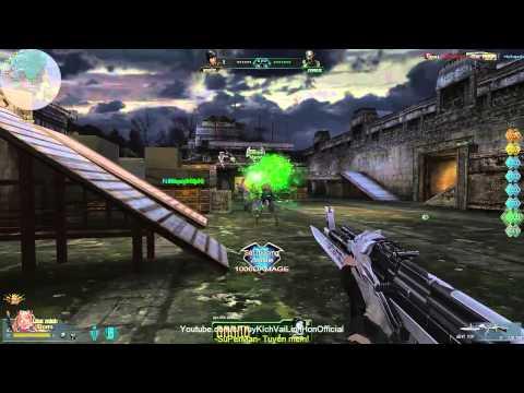 [Truy Kich] Game Play: AK47-VIP Zombie Đền Cổ Nhạc Phiêu VaiLinhHon (Kênh Chính Thức)