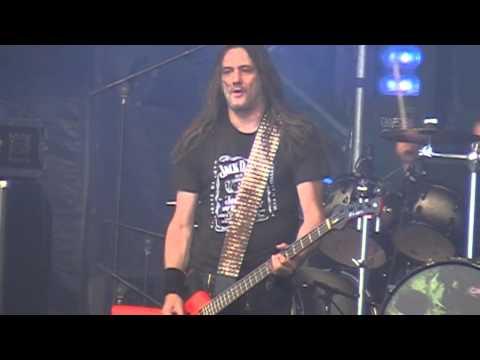 SODOM - AGENT ORANGE (LIVE AT HELLFEST 18/6/11)