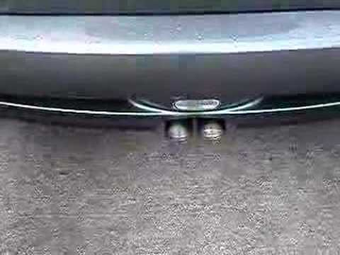 Milltek R53 Mini Cooper S Cat Back Performance Exhaust System - Non Resonated
