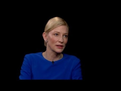 Cate Blanchett: I 'Muck Up' on Movie Sets