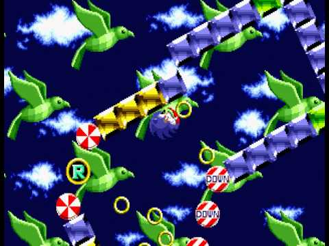 Sonic the Hedgehog - Green Hill Zone Act 1 + 1st Emerald - User video