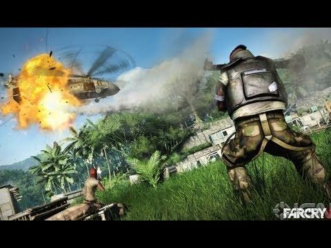 Far Cry 3 на Е3. Интервью.