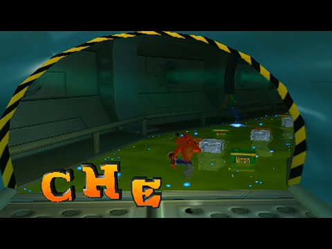 Crash Bandicoot: The Wrath of Cortex - Level 10: H2 Oh No (Crystal/Gem)