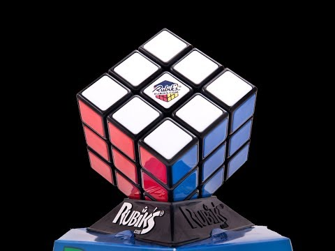 Кубик Рубика 3х3х3 новый механизм 2013 (3x3x3 Rubiks new) - обзор, купить