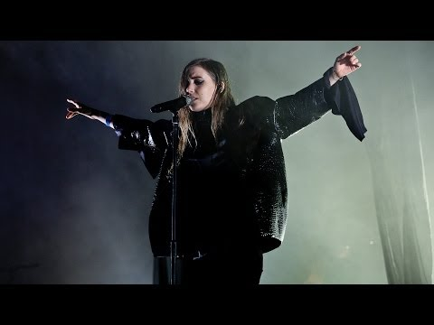 Lykke Li - No Rest For The Wicked at Glastonbury 2014