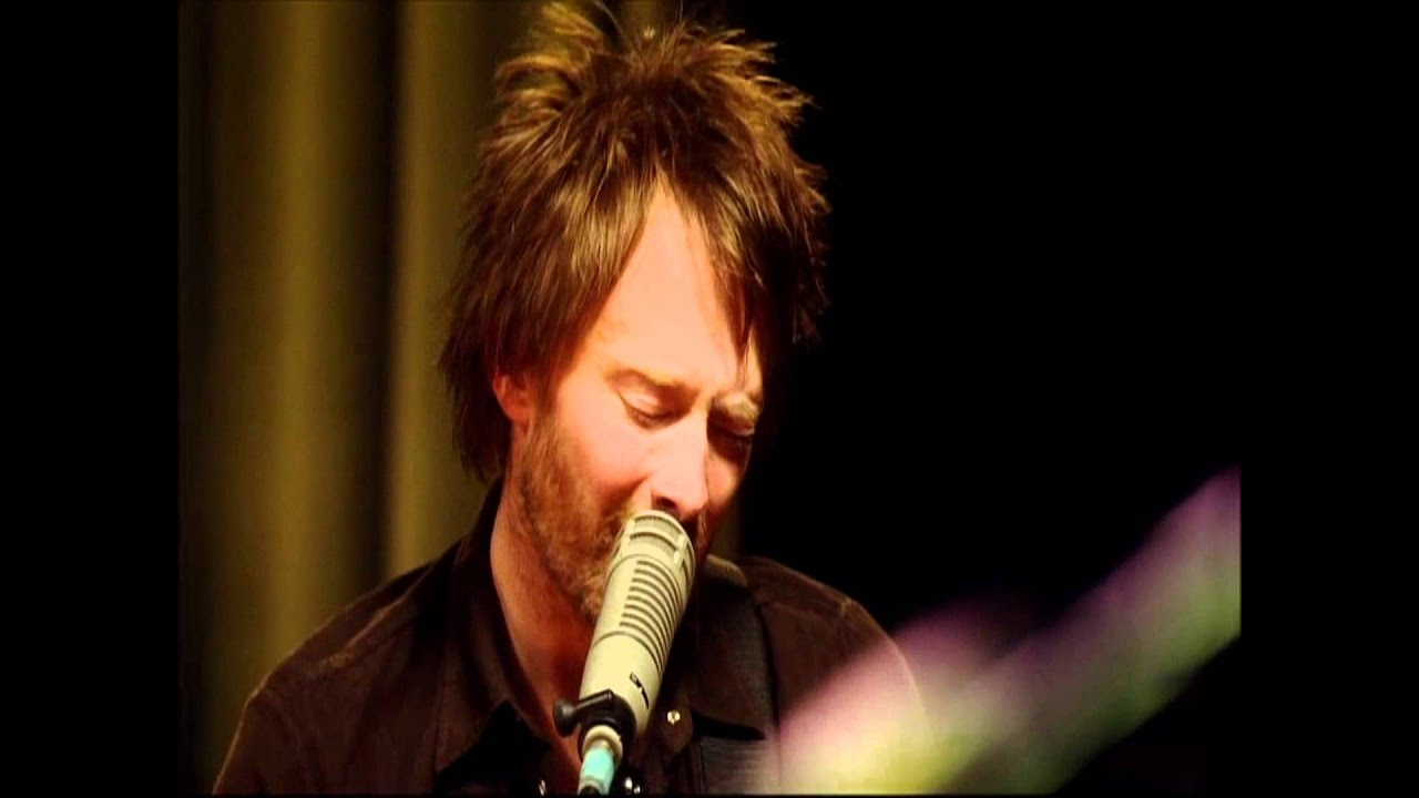Radiohead Weird Fishes Arpeggi Live From The Basement