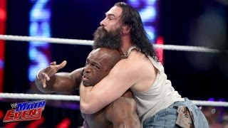 Prime Time Players Vs. The Wyatt Family: WWE Main Event