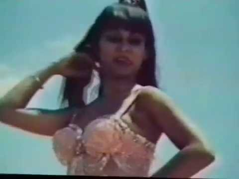 Egyptian dancer Mona Said circa early 1970s