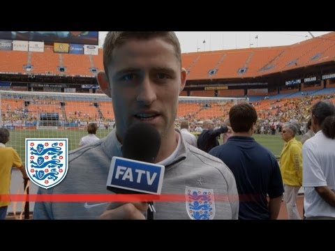Cahill takes us behind the scenes vs Ecuador | Inside Access