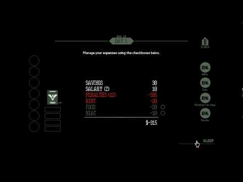 Papers Please - Ending 1