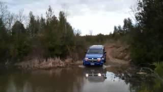 Dodge Nitro Off Road