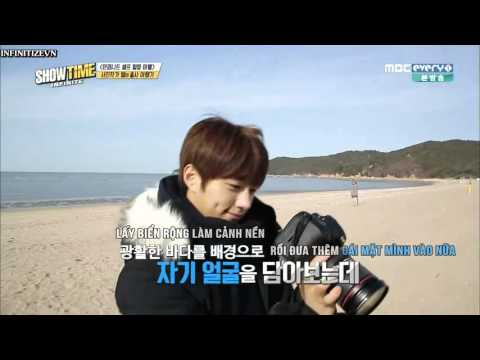 [INFINITIZEVN][Vietsub] 160128 INFINITE Showtime Ep 8