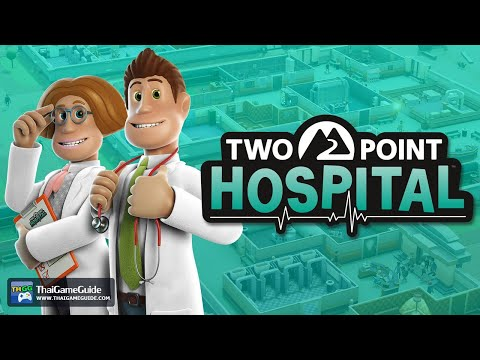 Two Point Hospital [Online Multiplayer] : Funny Simulation Strategy ~ Multiplayer Challenge