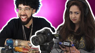 What's In My Bag with Curly