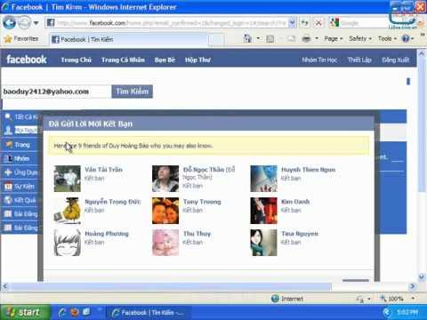 Hướng dẫn đăng ký và sử dụng Facebook