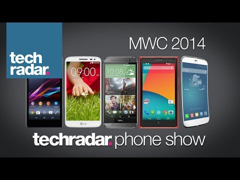 Samsung Galaxy S5 vs Sony Xperia Z2 vs the rest - MWC 2014 | The Phone Show