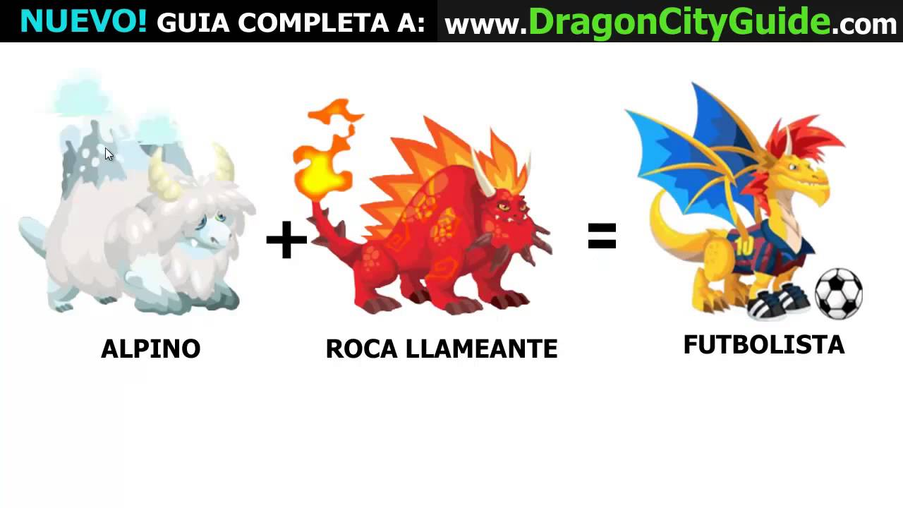 Dragon City Como Hacer Al Dragon Fuego Fresquito Al Dragon Futbolista