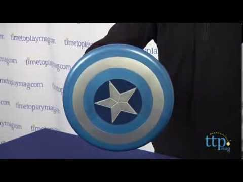 Captain America: The Winter Soldier Flying Shield from Hasbro