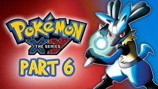 Pokemon X And Y Gameplay Walkthrough Part 6 Lucario