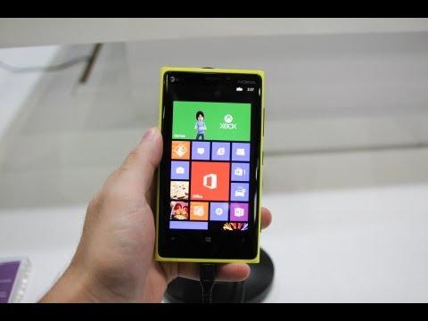 Nokia Lumia 920 Hands On
