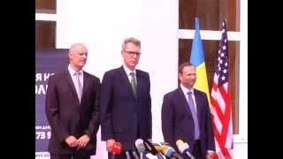 Надзвичайний і повноважний посол США в Україні Джеффрі Пайєтт про становлення нової поліції в Україні