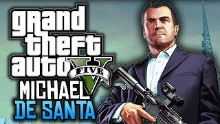GTA 5: A Day In The Life Of Michael! (GTA V Funny