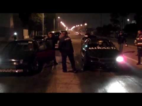 Wrath EG VS Breezys Turbo Integra street racing