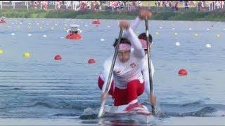 Poland Gold - Men's Canoe Double 1000m | London 2012 Olympics