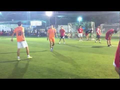 [Sunday League B Lượt 4] Vespa FC vs Phát Đạt (5-4).mp4