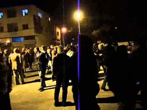الكرك : المحتجون يؤكدون على سلميه حراكهم