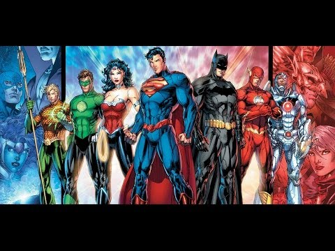 Justice League movie officially announced!!!