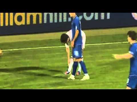 Leighton Baines vs Moldova