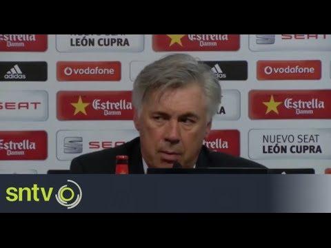 Ancelotti hails Gareth Bale