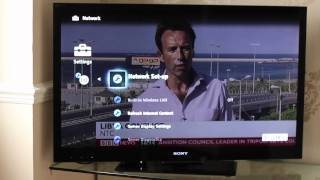 Sony BRAVIA TV Set Up And Quick Guide