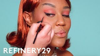 I Got Transformed Into Rihanna | Beauty Evolution | Refinery29