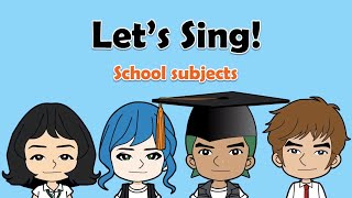 School subjects, English on Tour Unit 8-1, School Subjects Song