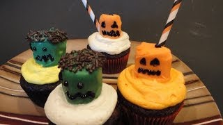[Halloween Cupcakes (Halloween Treats)] Video