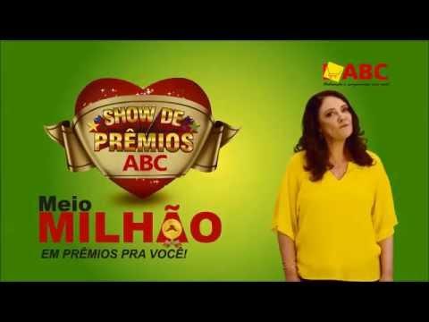 Ganhador do 4º sorteio - Show de Prêmios ABC