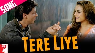 Tere Liye - Veer-Zaara - HD Video Song